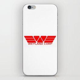 Weyland Corp iPhone Skin