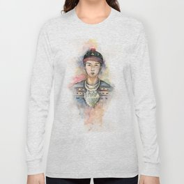 Color Me Hmong 2 Long Sleeve T-shirt