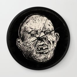 Camp Crystal Lake Killer Wall Clock