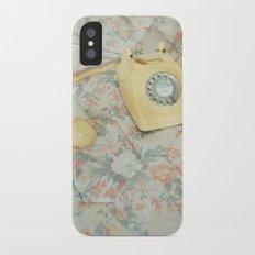 My Heart Skipped a Beat iPhone X Slim Case