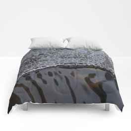 Ice and water flow Comforters