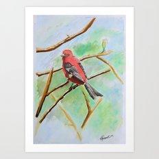 Little Birds 2/30 Art Print
