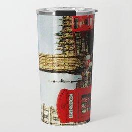 London, England Travel Mug
