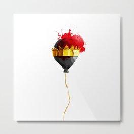 ANTI Balloon Metal Print
