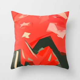 Willpower Power Throw Pillow