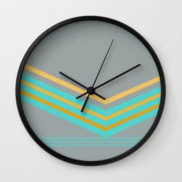 Mid Century No. 3 Wall Clock