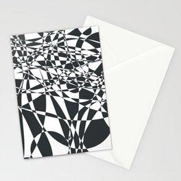 Doodle burst Stationery Cards