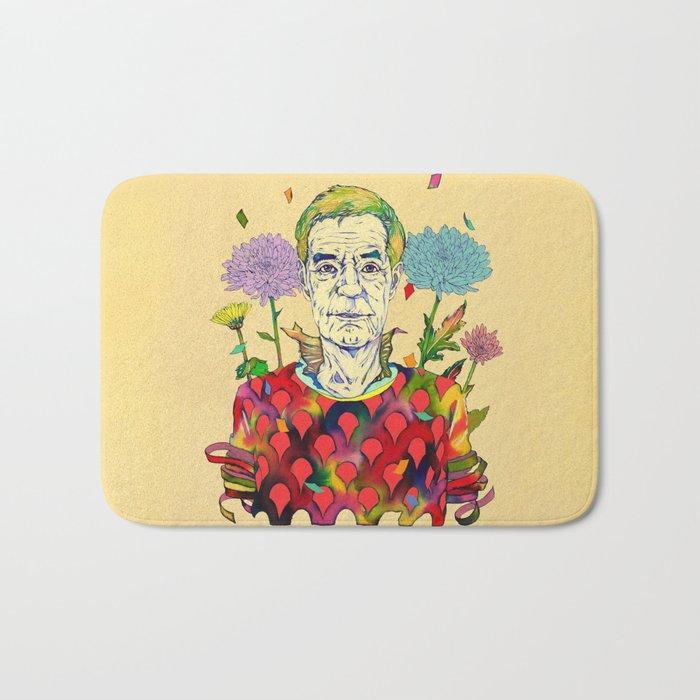 Timothy Leary Bath Mat