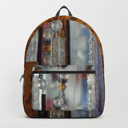 Abstract Glass Backpack