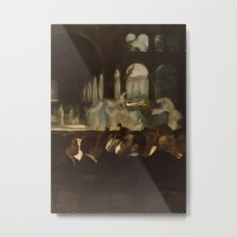 The Ballet from Robert le Diable Metal Print