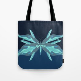 whalefly Tote Bag