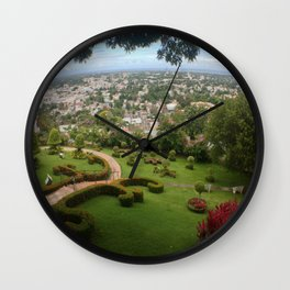 Ponce Wall Clock