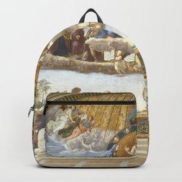 Disputation of the Holy Sacrament (La Dispute del Sacramento) Backpack