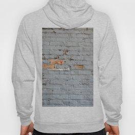Brick Wall Texture Hoody