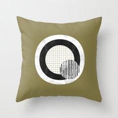 Anti target Throw Pillow