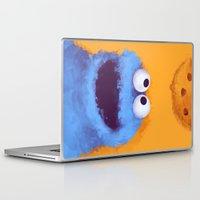cookies Laptop & iPad Skins featuring Cookies  by Lime