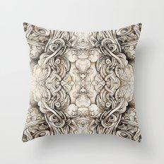 Cruciform Throw Pillow