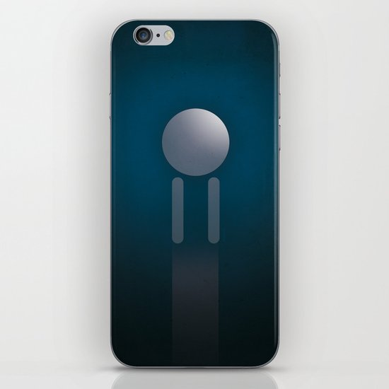 SMOOTH MINIMALISM - Star Trek iPhone & iPod Skin