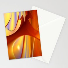 Red Planet Stationery Cards