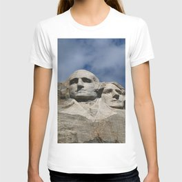 George Washington And Thomas Jefferson  - Mount Rushmore T-shirt