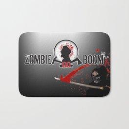 ZGB ZombieGoBoom Executioner with Katana  Bath Mat