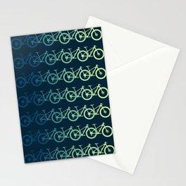 MTB Mountain Bike Cycling Downhill Stationery Cards