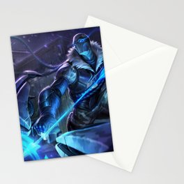 Arctic Ops Varus League of Legends Stationery Cards