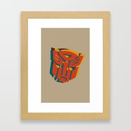 PRIME Framed Art Print