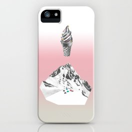Domestic landscape iPhone Case