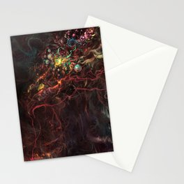 Star Eater Section II Stationery Cards