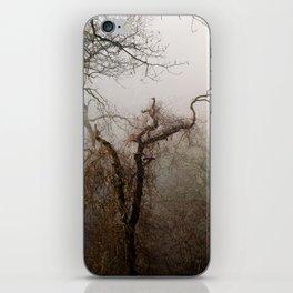 Misty Morning in Scotland iPhone Skin