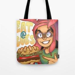 EAT @ BOBS Tote Bag