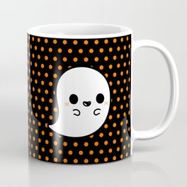 Cute spooky ghost Coffee Mug