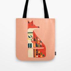 Century Fox Tote Bag