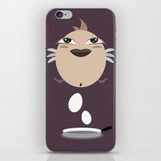Hmm... iPhone & iPod Skin