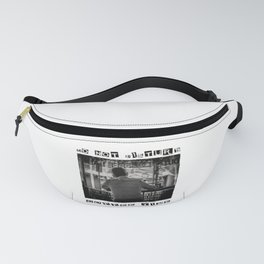 DO NOT DISTURB - Coffee Time Fanny Pack