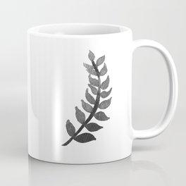 Minimalist botanical fern Coffee Mug