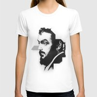 kubrick T-shirts featuring STANLEY KUBRICK by A. Dee