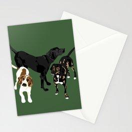 Nicky, Petunia and Lil Joe Stationery Cards