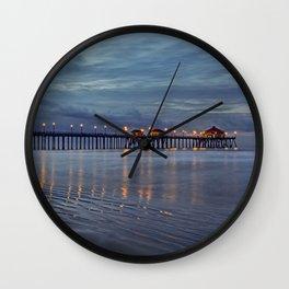 MorningMist Wall Clock