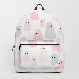 ghosts with heart eyes Backpack