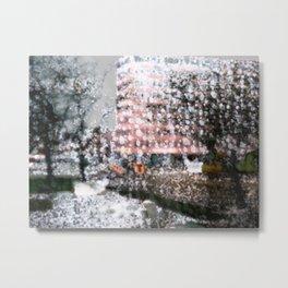 Rainy DayZ 19 Metal Print