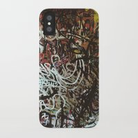 brussels iPhone & iPod Cases featuring Montana Shop, Brussels by Snerk One