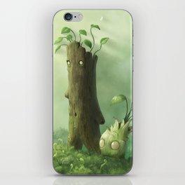 Plant Folk iPhone Skin