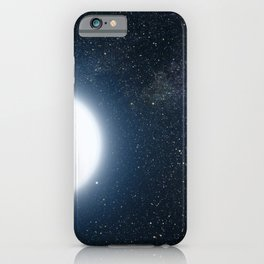 G Bacon - Sirius A and B (2005) iPhone Case