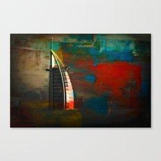 Burj Al Arab Canvas Print