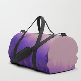 Rose Quartz Fog Duffle Bag