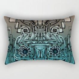 Dream Machine VI Rectangular Pillow
