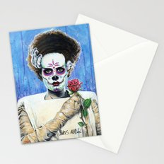 BRIDE OF THE DEAD Stationery Cards