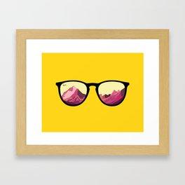 Other Worldly Framed Art Print